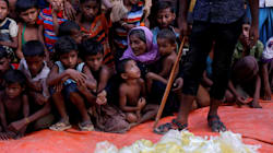 Hay más de 200,000 niños rohingya refugiados por la crisis: