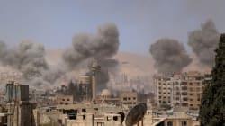 Le régime syrien accusé d'avoir tué des dizaines de personnes dans une attaque aux