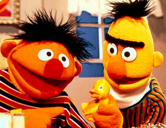 'Sesame Street' writer: Bert and Ernie are gay
