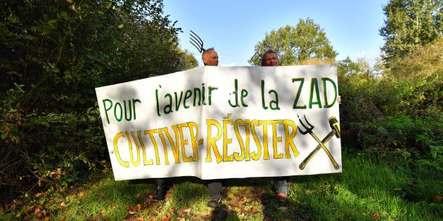 La Zad de Notre-Dame-des-Landes sera évacuée quoi qu'il arrive, et après?