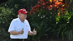 Trump Spends MLK Day Golfing At His Florida