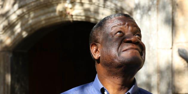 Denis Mukwege Prix Nobel De La Paix D Ou Vient Son Surnom L Homme