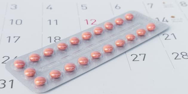 Birth-control pills.