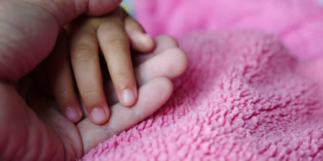 La madre non sapeva di esser incinta di 8 mesi: Chiara nasce