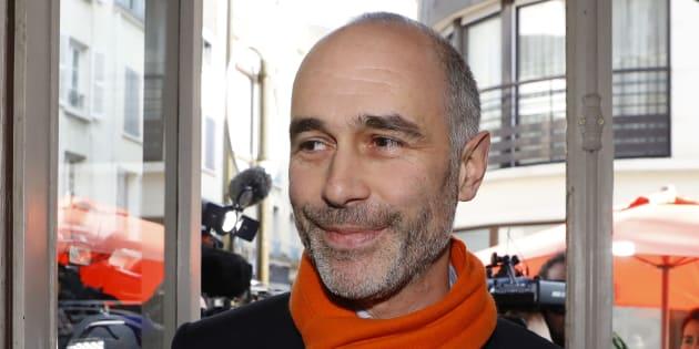 Gilles Boyer à Boulogne-Billancourt le 12 octobre 2016.