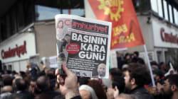 Le rédacteur en chef du principal journal d'opposition turc