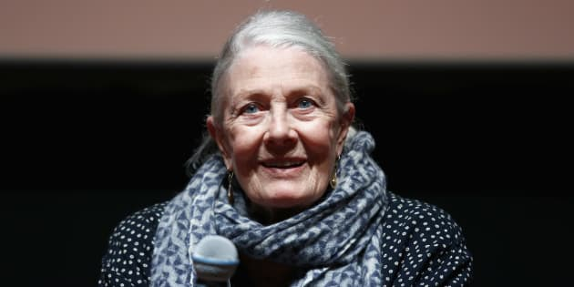 Festa di Roma, Vanessa Redgrave racconta il dramma dei profughi