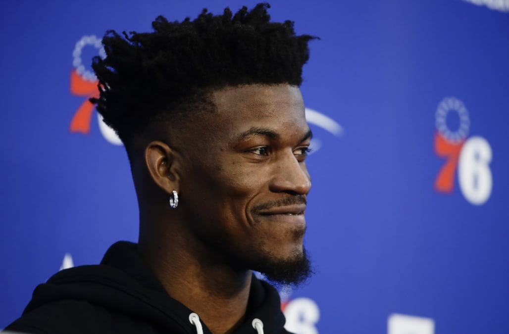 40b13529e7fc Jimmy Butler doesn t think he was  that big of a problem  in Timberwolves  locker room