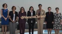 Las mujeres liderarán la lucha contra el cambio