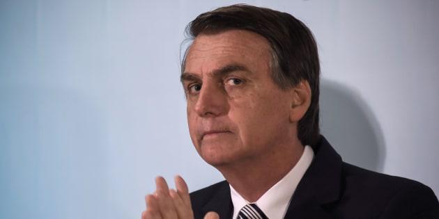 Jair Bolsonaro foi condenadopelo Ministério Público Federal do Rio de Janeiro pordanos morais a comunidades quilombolas e à população negra.