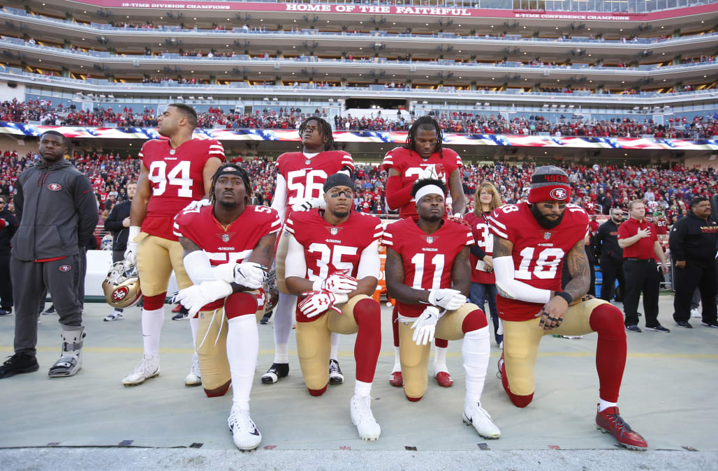 Poll  NFL fans overwhelmingly support league s national anthem policy ceb6550a8