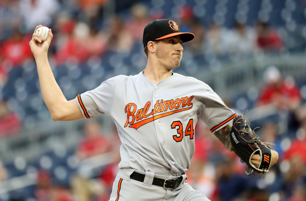 c0b3cd60a Braves reportedly trade for Orioles starter Kevin Gausman - AOL News