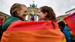 Así festeja Alemania la legalización del matrimonio