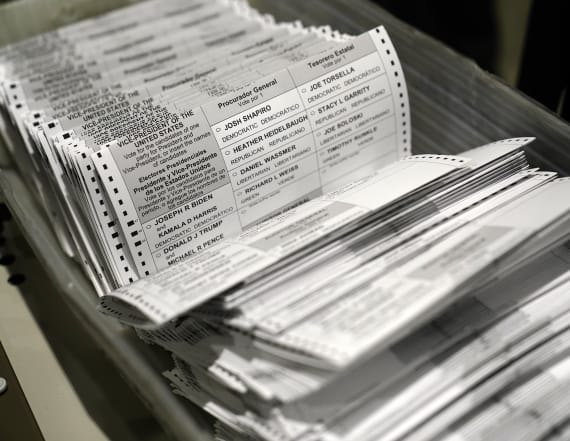 More than 1 million mail-in ballots may be rejected