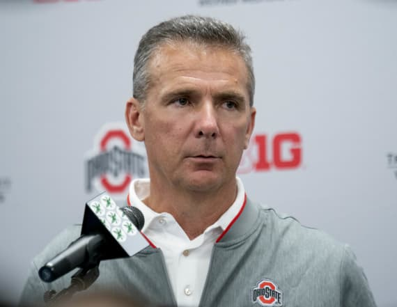 Urban Meyer says his suspension was 'harsh'