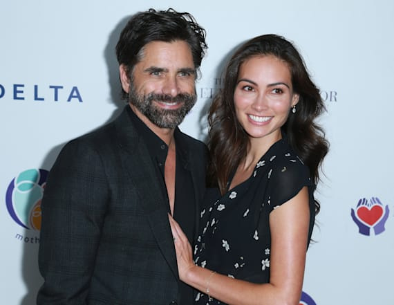 John Stamos expecting his first child!