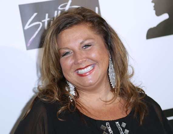 Abby Lee Miller shows off slimmed-down figure