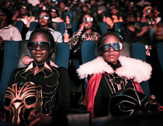 Celebrities excited about 'Black Panther' opening