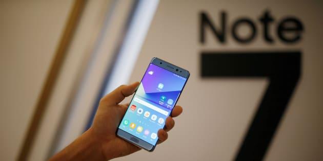 Le Galaxy Note 7 n'en finit pas de créer du soucis à Samsung.