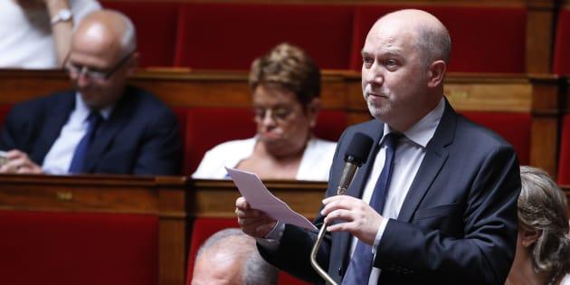 Denis Baupin à l'Assemblée nationale en juillet 2015.