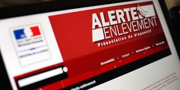 """Le dispositif """"alerte enlèvement"""" du gouvernement avait été mis en place."""