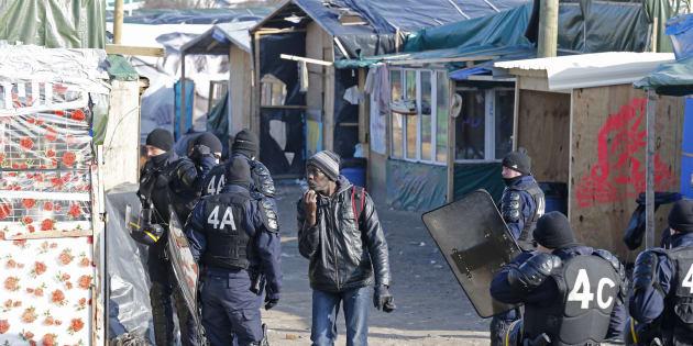 La justice valide le démantèlement de la jungle de Calais