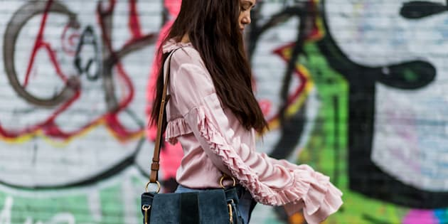 Ruffled, fringed, ballooned and pleated. Welcome to the year of the sleeve.