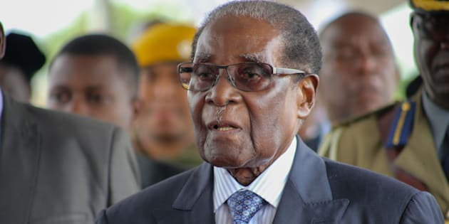 Image result for Zimbabwe parliament to summon Robert Mugabe over diamond mining