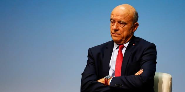 L'ancien premier ministre Alain Juppé a fortement réagi aux accusations portées par Laurent Wauquiez devant des étudiants lyonnais.
