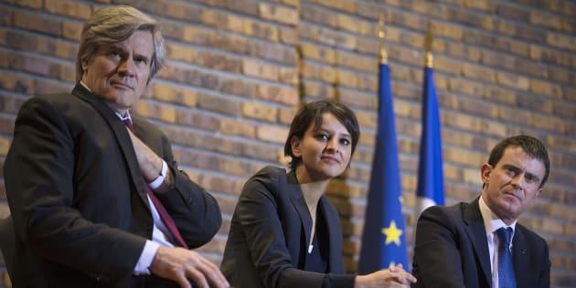 Choisir Manuel Valls ou un autre candidat? Y aller soi-même? Stéphane Le Foll et Najat Vallaud-Belkacem doutent en vue de 2017.