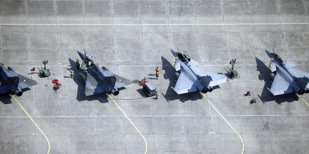"""Pour construire une """"Europe de la paix"""", la France doit sortir de l'OTAN."""