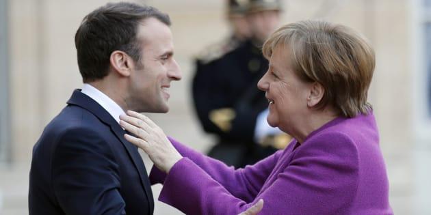 Ben svegliati! Merkel Macron ammettono le responsabilità del