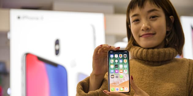 The iPhone X launched in Australia last week.