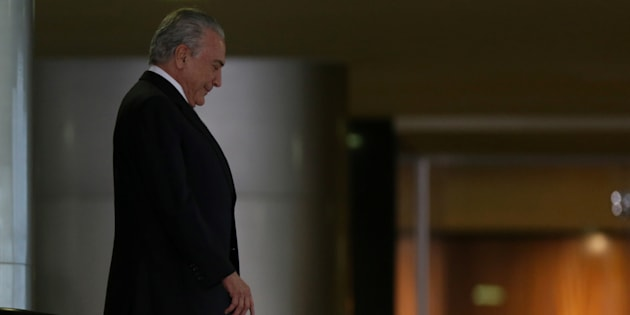 A sessão que vai decidir o futuro da denúncia contra o presidente Michel Temer está marcada para 2 de agosto.