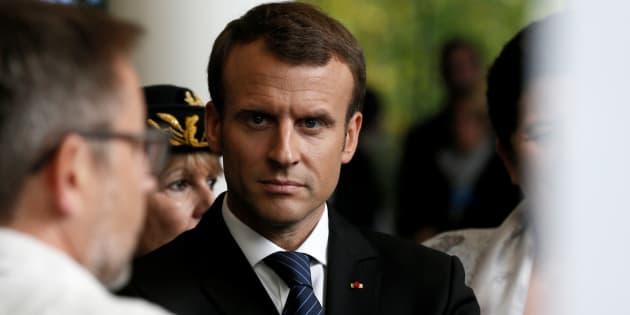 Emmanuel Macron, le Président qui veut en finir avec les contradictions des Français.