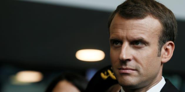 Macron se rendra sur chaque lieu d'attentat le 13 novembre