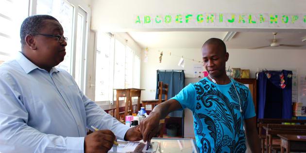 Journée d'élection à Mayotte pour le second tour de la législatives partielles