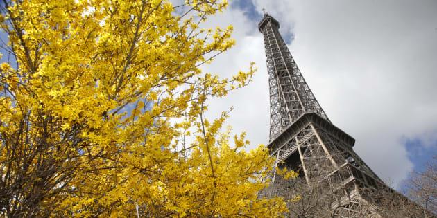 """Paris vote l'installation de la """"paroi en verre"""" autour de la tour Eiffel pour 2018"""