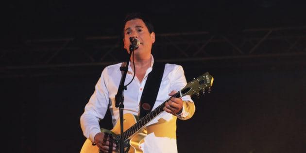 Patrick Bourgeois, juin 2015