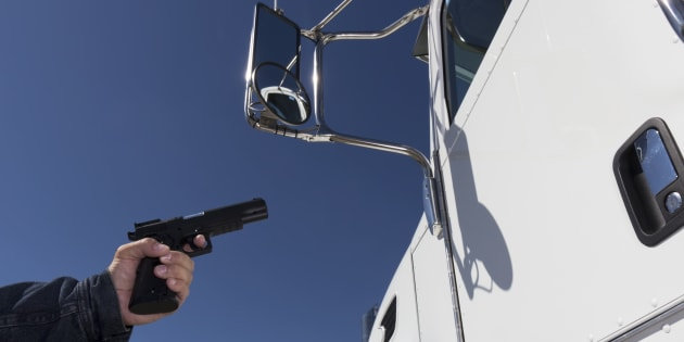 El asalto y robo a transporte de carga ha crecido 88% en dos años.