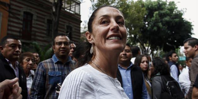 PGJ absuelve a Claudia Sheinbaum de responsabilidades por derrumbe del Colegio Enrique Rébsamen