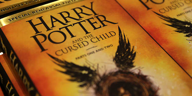 The new Harry Potter script book is tipped to be another big seller.