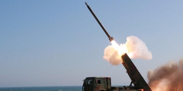 Corea del Nord: satellite rivela che Pyongyang sta preparando lancio missilistico subacqueo