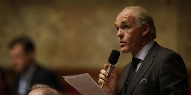 """""""13 ans pour déclarer vos impôts, c'est long"""", un ex-député se fait sermonner au tribunal."""