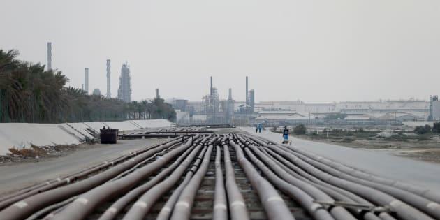 L'Europe se moque du déni climatique de Trump mais poursuit la construction d'un des plus grands pipelines.