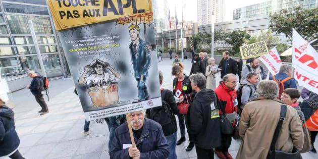 Réforme des APL: vers une reculade du gouvernement?