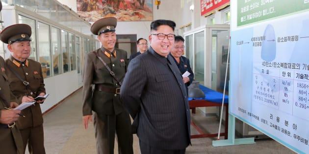 COREA DEL NORD. L'artiglieria di Kim è pronta a colpire Guam