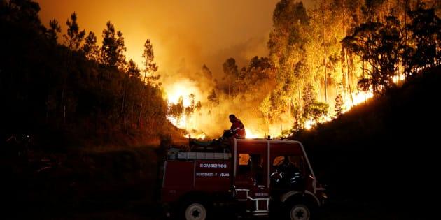 64 muertos por un incendio