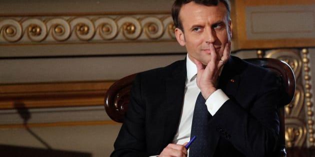 Emmanuel Macron se donne un an et demi pour finaliser la réforme des retraites
