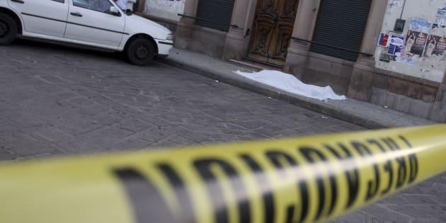 Asesinan a alcalde en Oaxaca